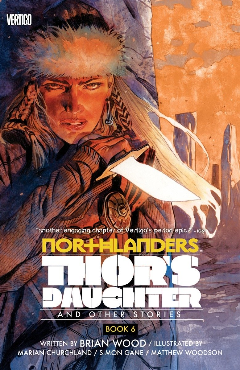 Download Northlanders Vol. 6: Thor's Daughter pdf