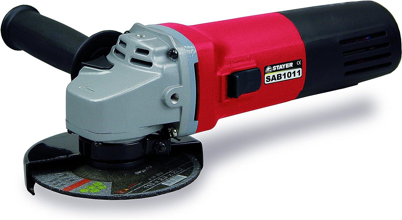 STAYER 11685 Amoladora angular PROFESIONAL de /ø115 mm SAB 900 CR