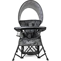 Baby Delight Go with Me Venture Deluxe Portable Chair | Carbon Camo