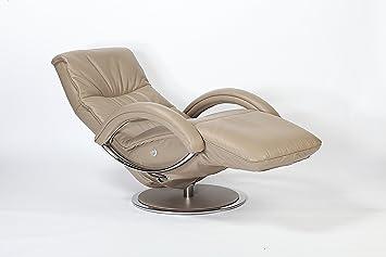Strässle Relaxsessel Fernsehsessel Aaron In Leder Braun, Schwarz Oder Beige    Ein Angebot Von WELCON