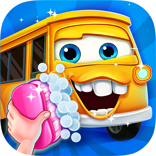 Car Salon - Kids Games - Kids Macy