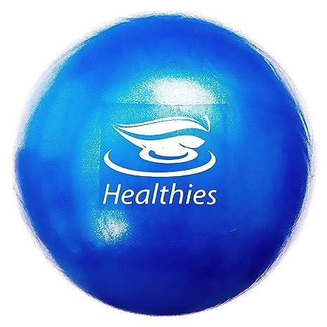 Healthies pequeñas - Pelota de Ejercicios 9 Inch - Balón de ...