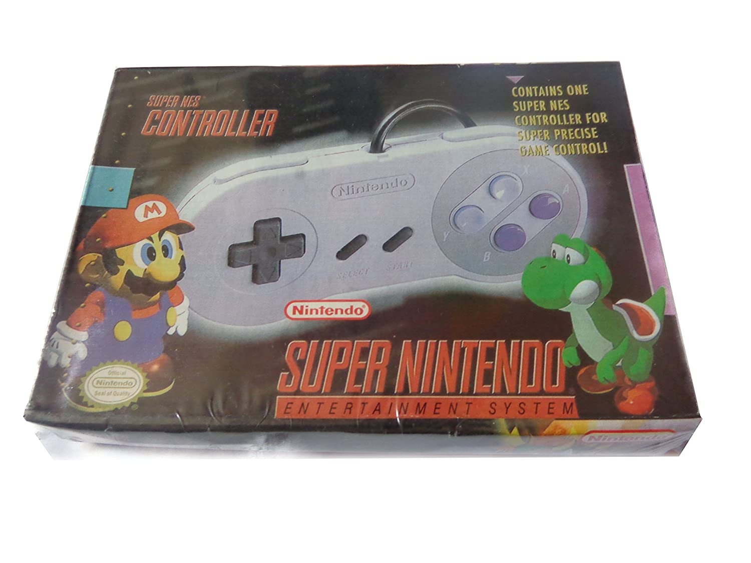 Amazon Com Super Nintendo Controller Video Games