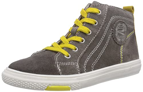 Richter Kinderschuhe Mose 6242-521 - Zapatillas Deportivas Altas de Cuero niño: Amazon.es: Zapatos y complementos