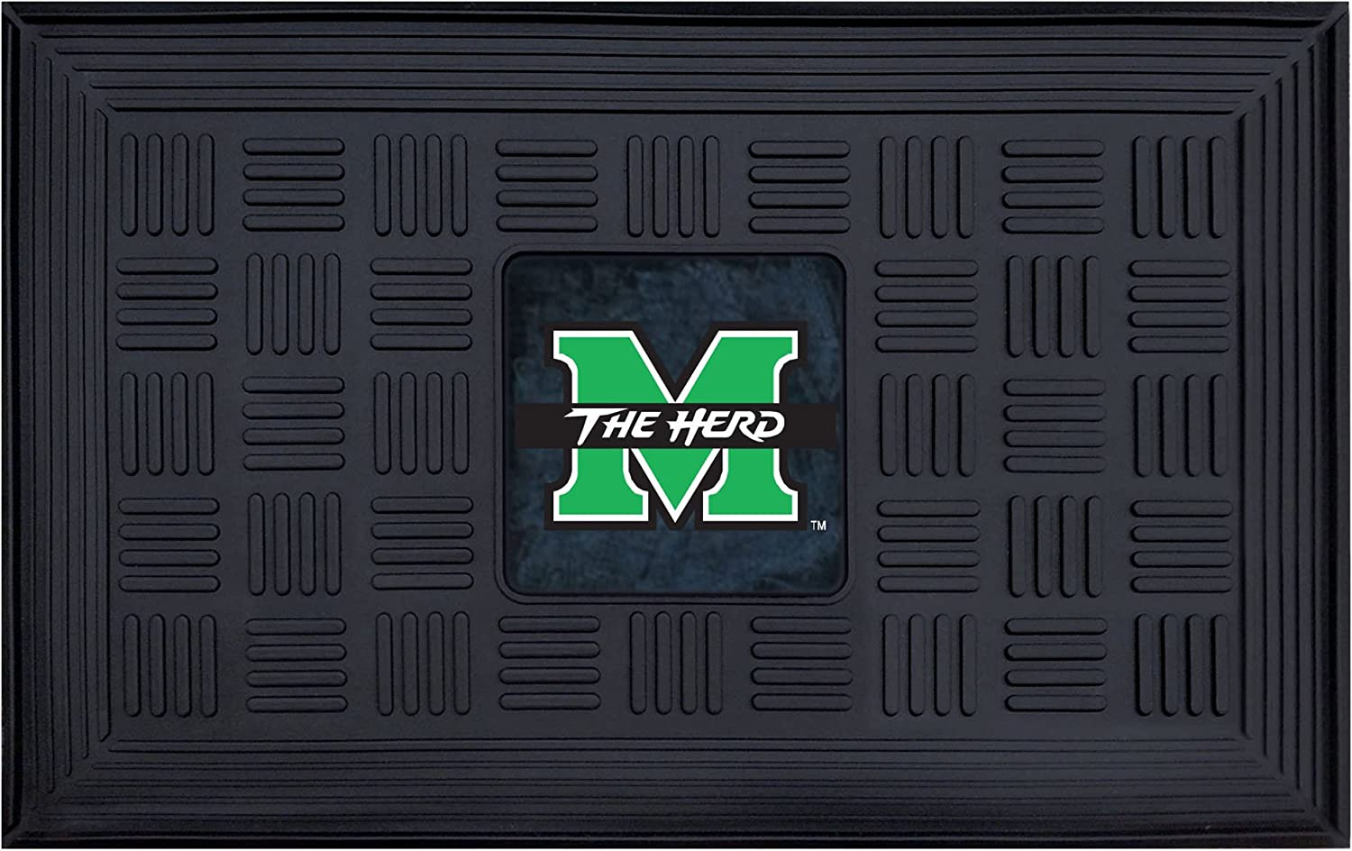 FANMATS NCAA Mens Medallion Door Mat