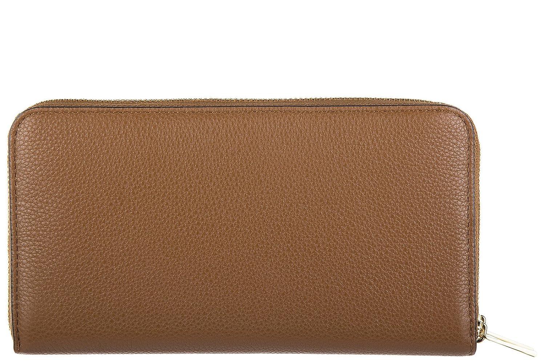 f9847ff9a03d MICHAEL Michael Kors Adele Double-Zip Wallet (Acorn) at Amazon Women s  Clothing store