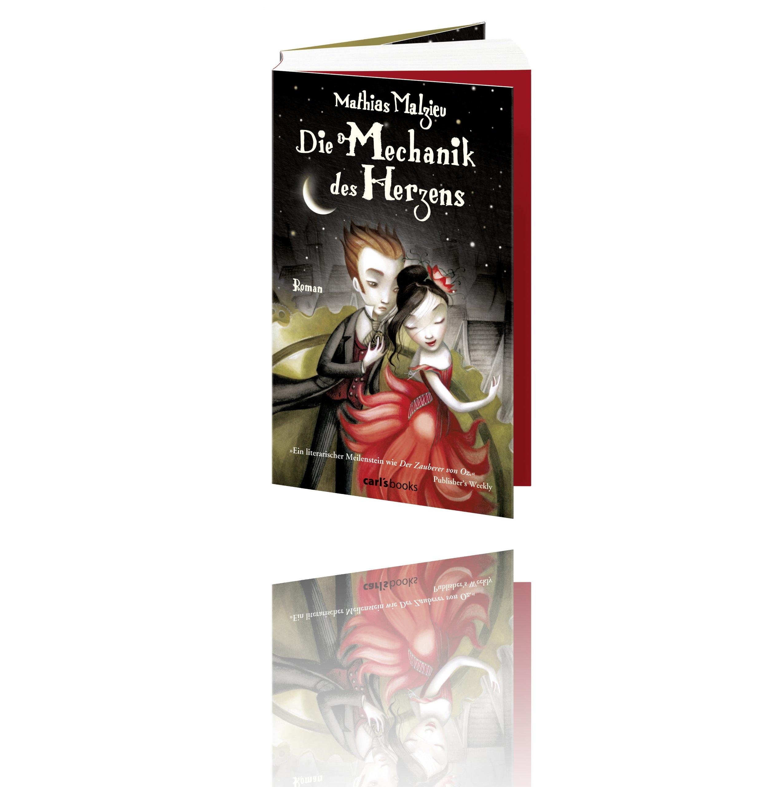 Die Mechanik Des Herzens: Roman: Amazon: Mathias Malzieu, Sonja Finck:  B�cher