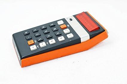 Swell Amazon Com Pocket Calculator Retro Calculator Old Home Interior And Landscaping Eliaenasavecom