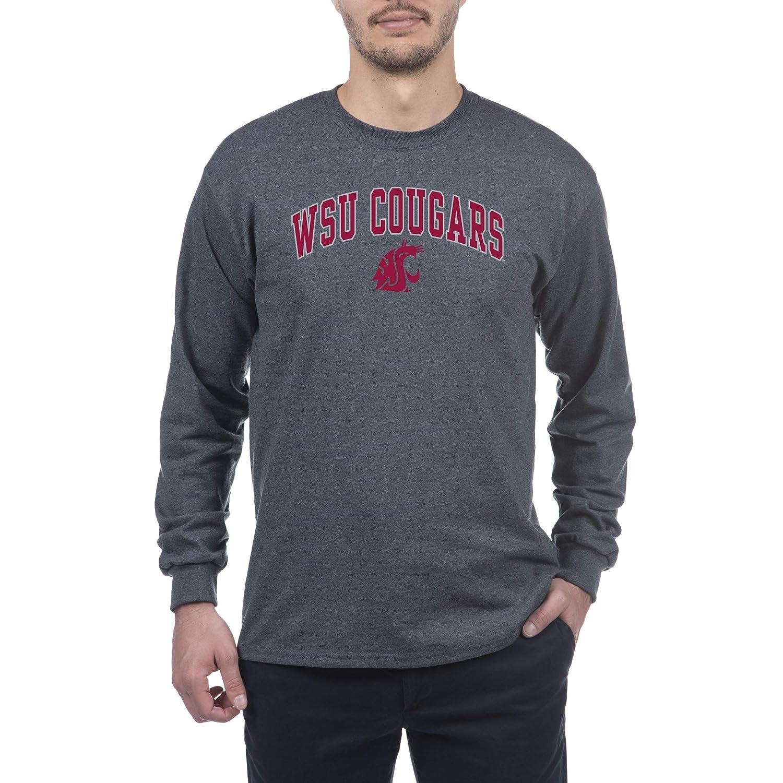 NCAA Round 100/% Pre-Shrunk Long Sleeve Tee