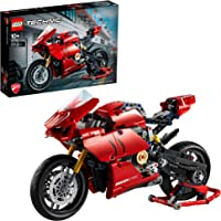LEGO Technic 42107 Ducati Panigale V4 R Building Kit (646 Pieces)