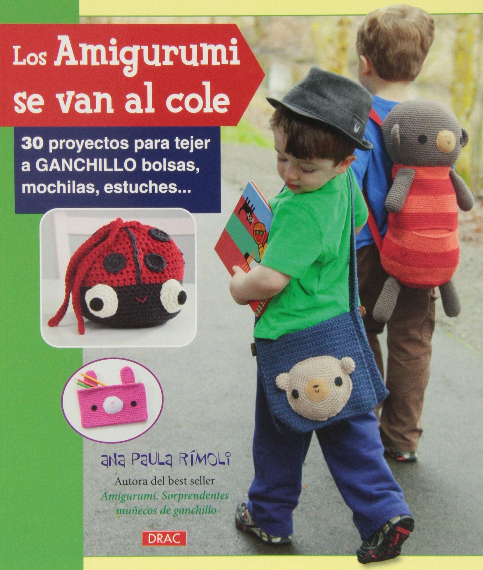 Los amigurumis se van al cole (Spanish) Paperback – 2013