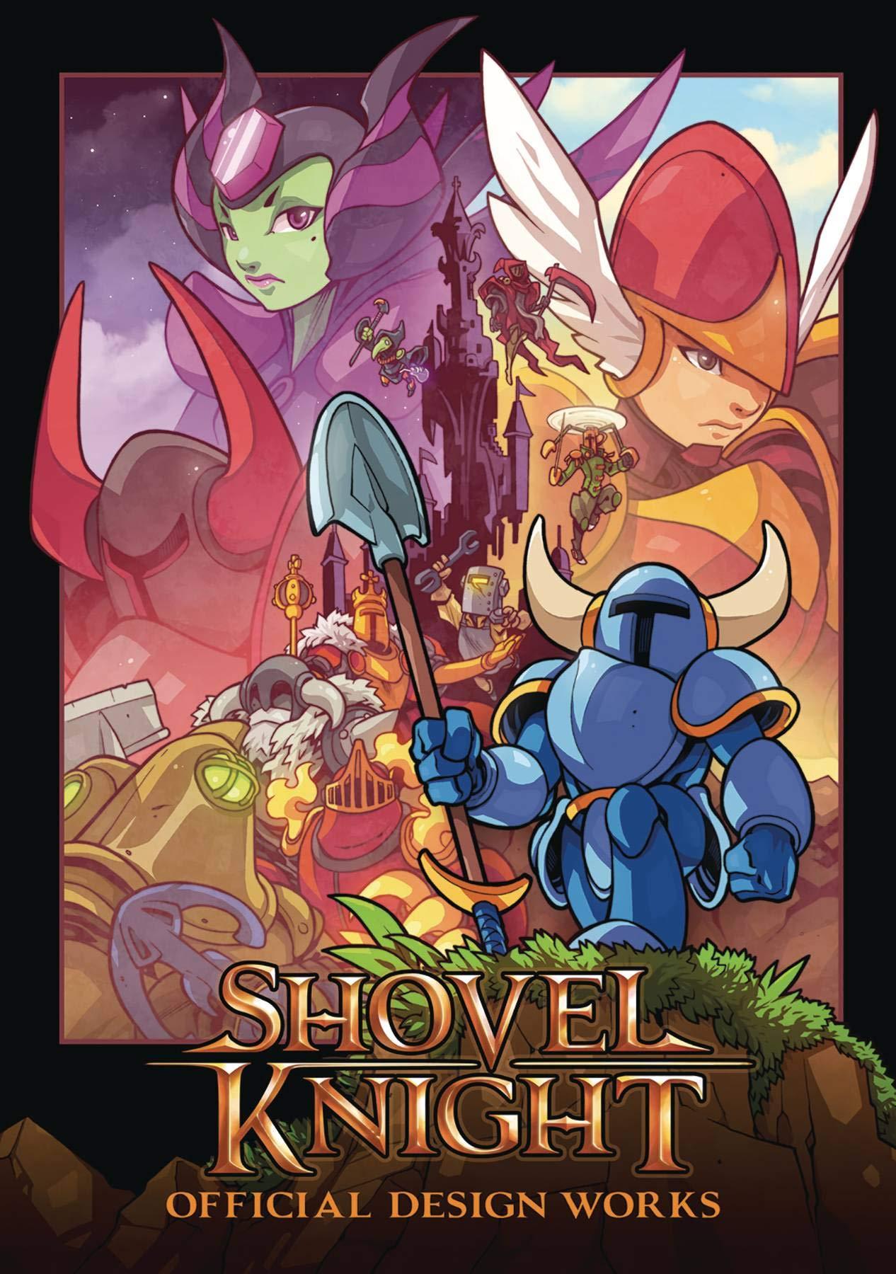 Shovel Knight: Official Design Works: Amazon.es: Yacht Club Games: Libros en idiomas extranjeros
