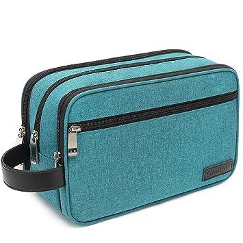 Amazon.com: Bolsa de aseo para hombre, impermeable, kit de ...