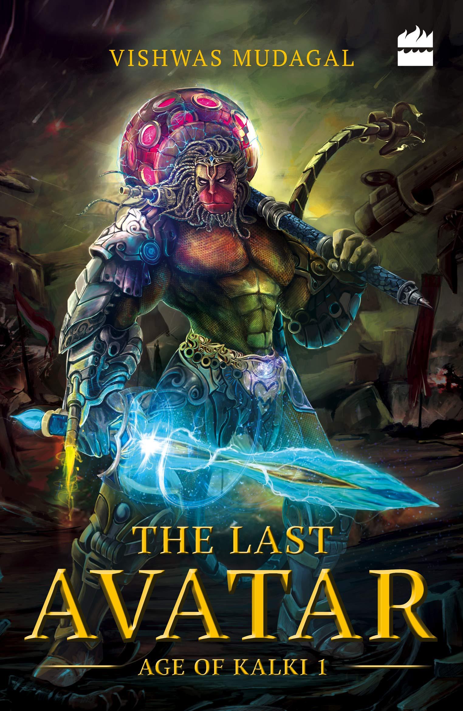 The Last Avatar (Age of Kalki #1): Amazon.es: Mudagal, Vishwas ...