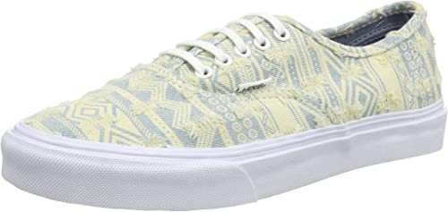 vans authentic sneakers mixte adulte