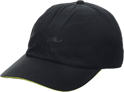 Hackett Aston Martin Racing Baseball Cap Gorra de béisbol, (Black ...
