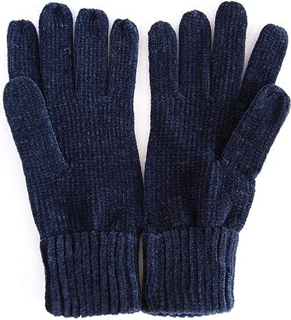 Guantes de chenilla color azul. Envío GRATIS 72H: Amazon.es: Belleza