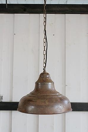 Colgante lámpara ø 35 cm La Industria Antigua Fábrica ...