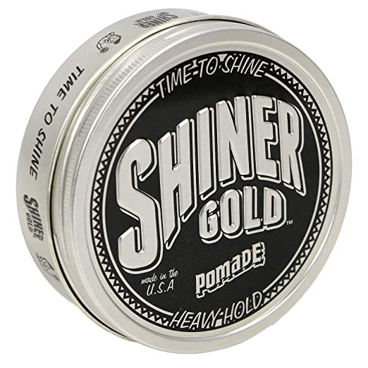 Best Shiner Gold Pomades