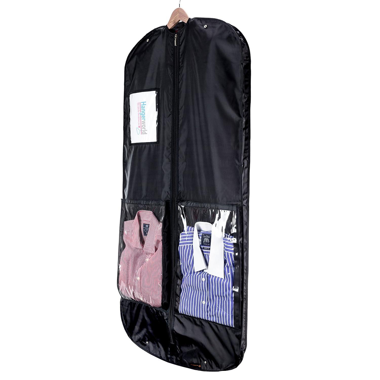 Hangerworld - Borsa Porta Abiti da Viaggio in Nylon c357cb6f945