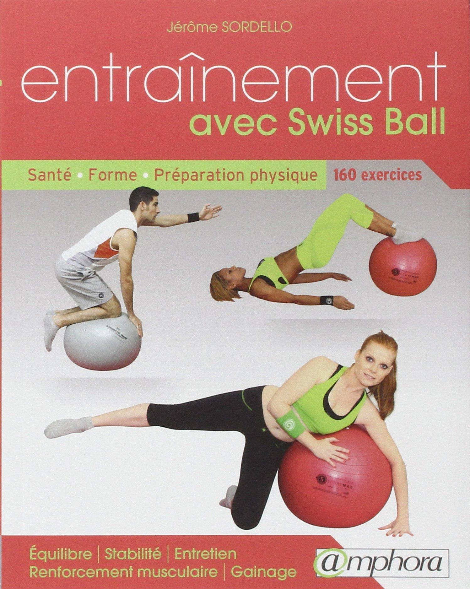 Connu Amazon.fr - Entrainement avec Swiss Ball : Santé, forme  LN23