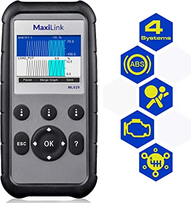 Autel ML629 Maxi Link Code Reader