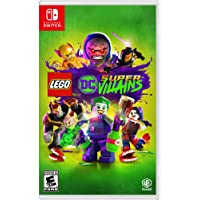 LEGO DC Super-Villains Standard Edition for Nintendo Switch by Warner Home Video