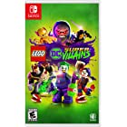 LEGO DC Super-Villains Nintendo Switch Games And Software - Standard Edition