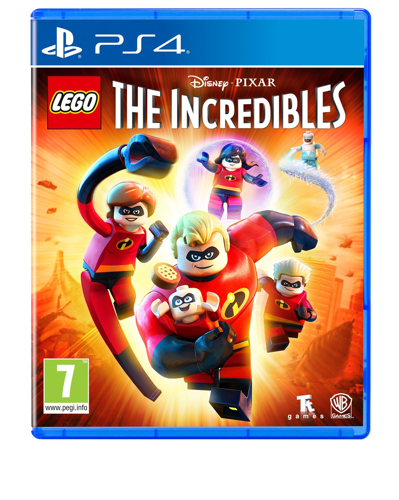 LEGO The Incredibles (PS4) (B07BTNCWSM) Amazon Price History, Amazon Price Tracker