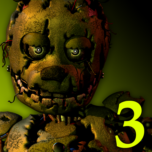 Five Nights at Freddy's 3 (Five Night At Freddys 3)