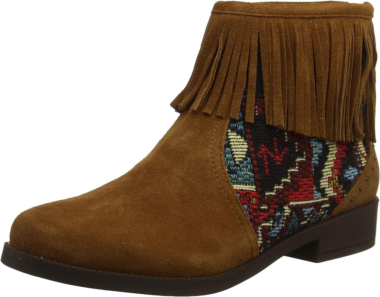 Desigual Shoes Ottawa Tapestry, Botines para Mujer