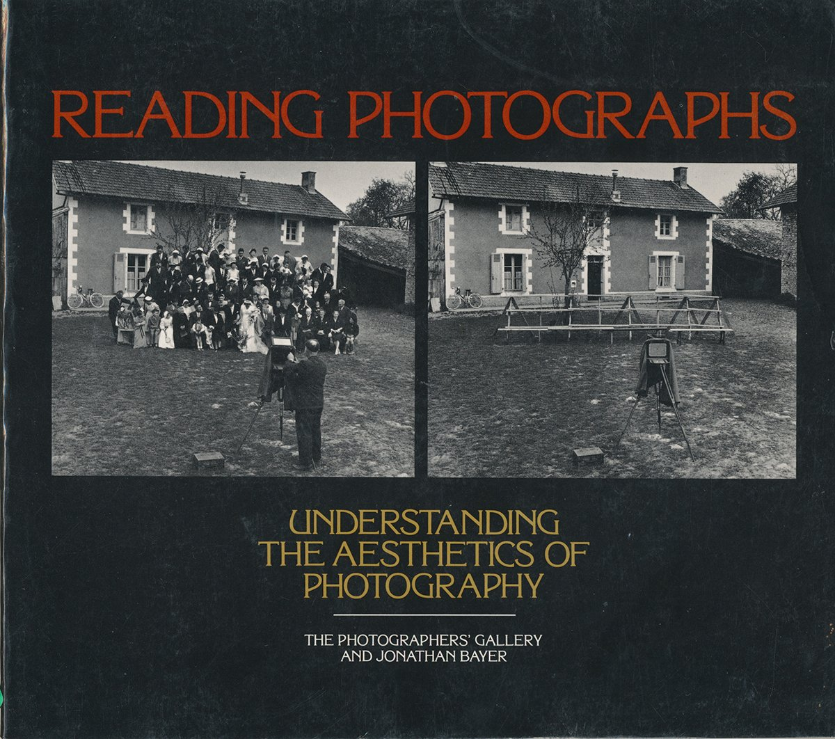 Reading Photographs, Bayer, Jonathan