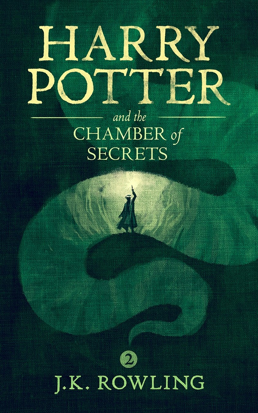 Harry Potter And The Chamber Of Secrets  English Edition