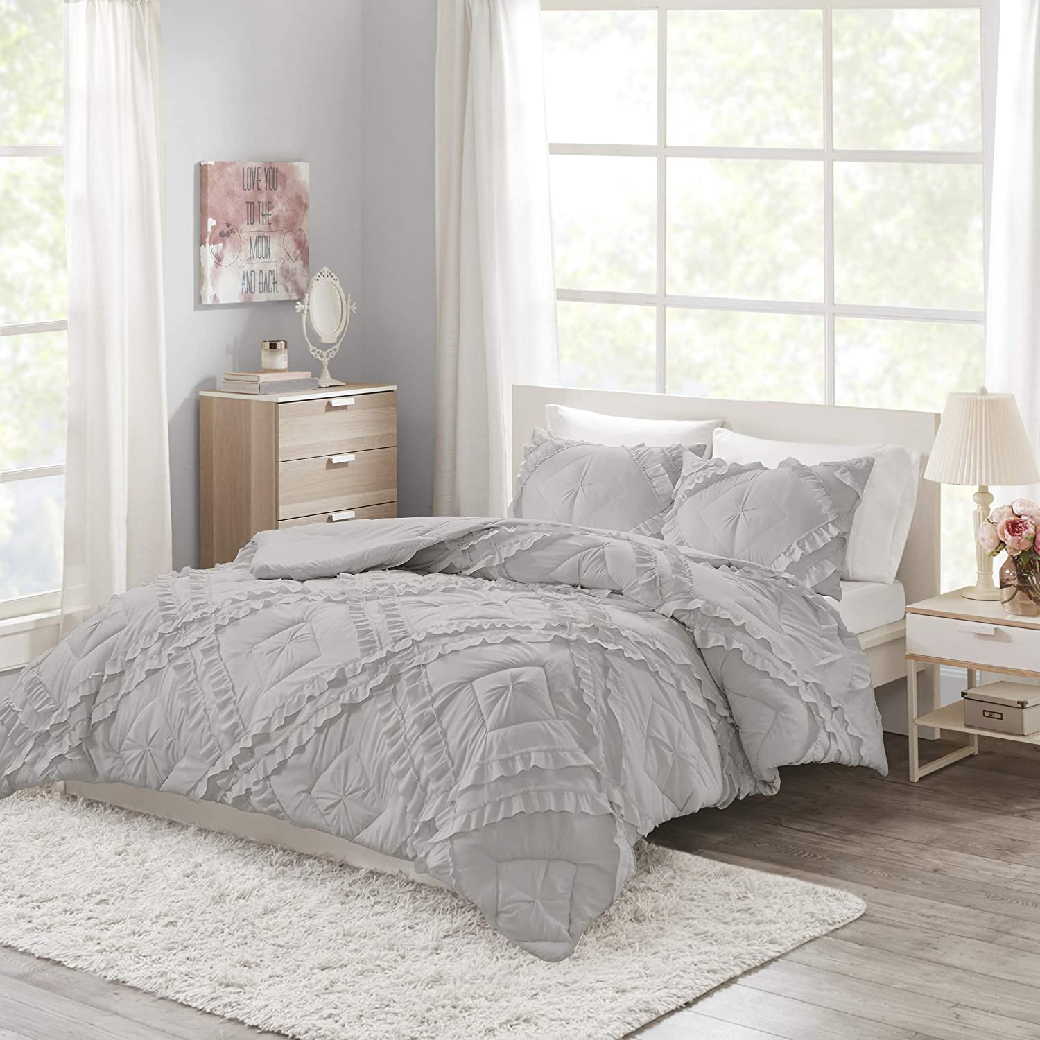Intellegent Design Kacie Bedding   Item# 11890
