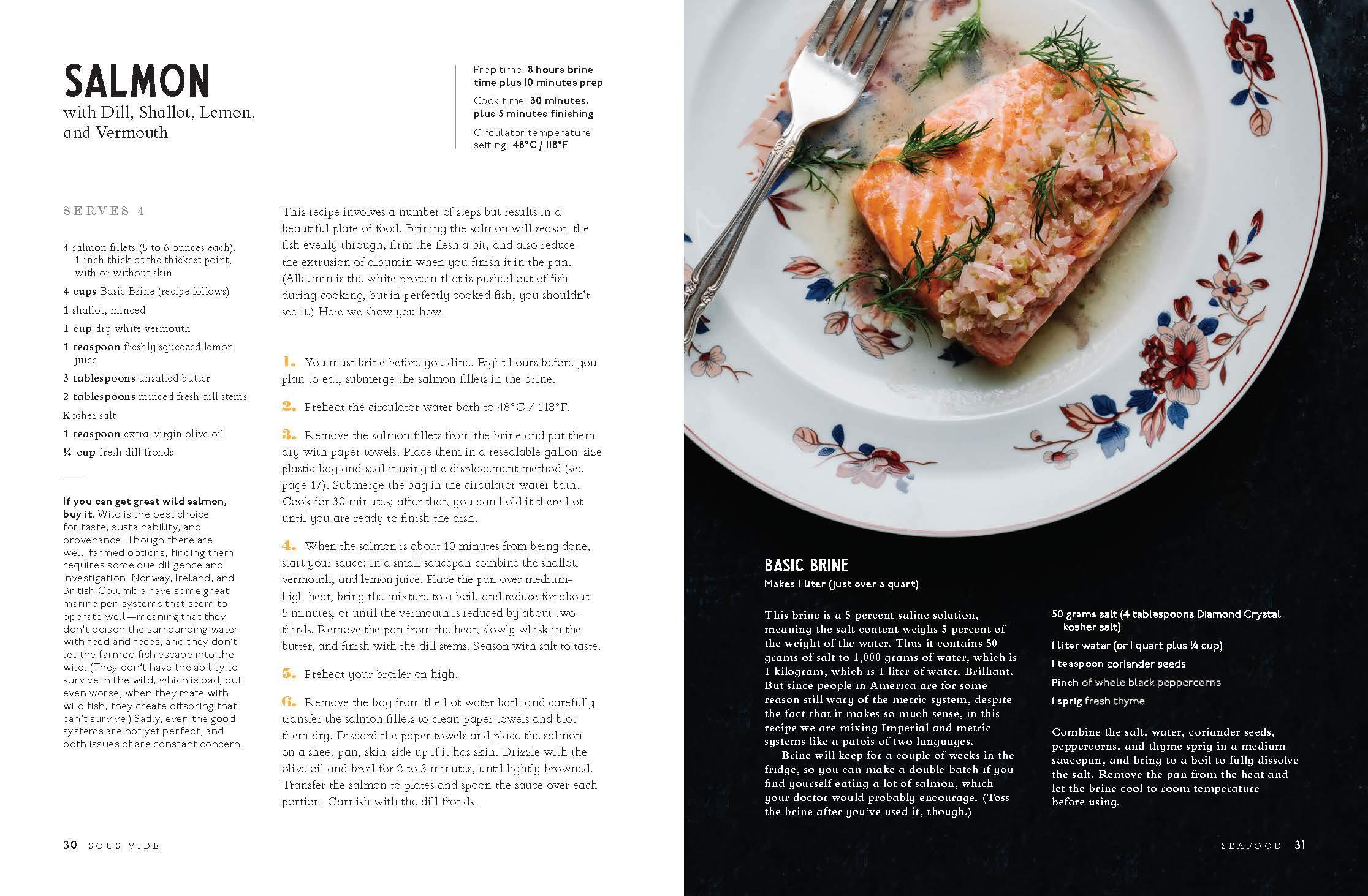 Sous Vide Better Home Cooking A Cookbook Hugh Acheson