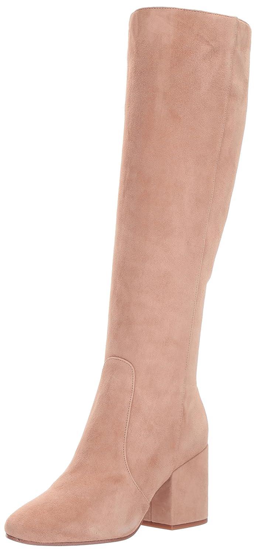 Sam Edelman Women's Thora Knee High Boot B06XJL5PTN 6.5 B(M) US|Oatmeal Suede