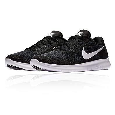 4a0d0fb634eeb Nike Women s WMNS Free Rn 2017 Running Shoes  Amazon.co.uk  Shoes   Bags