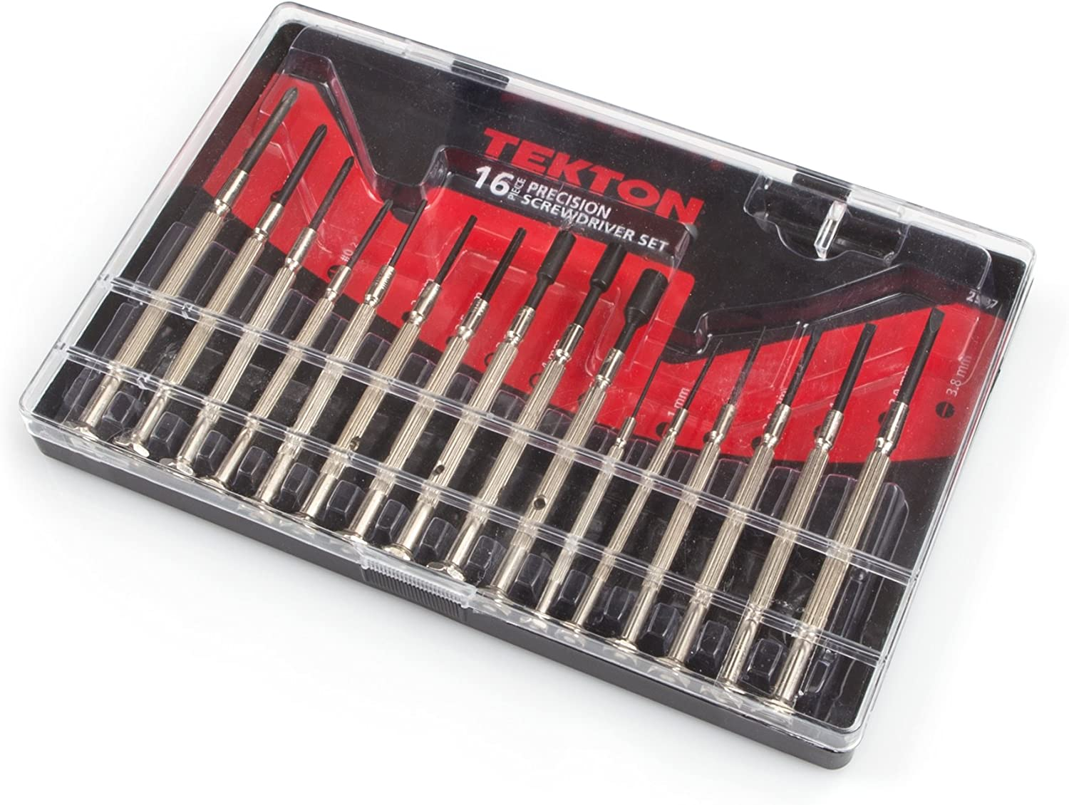 TEKTON 2987 Precision Screwdriver Set