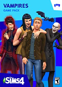 Amazon com: The Sims 4 Vampires [Online Game Code]: Video Games