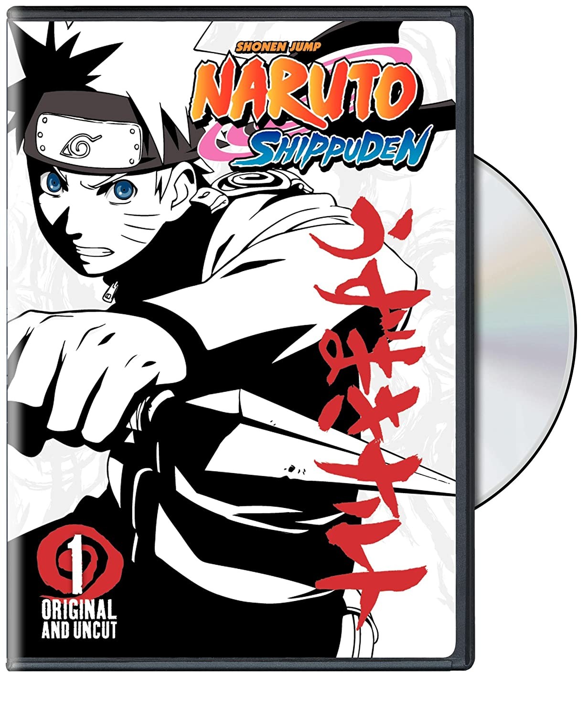 Naruto Shippuden 1 [Reino Unido] [DVD]: Amazon.es: Cine y ...