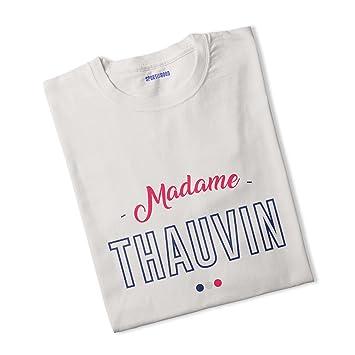 3982e98bf2d Sport is Good T-Shirt Femme Madame Thauvin  Amazon.fr  Sports et Loisirs