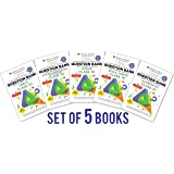 Oswaal CBSE Question Bank Class 10 Hindi B, English Communication Science, Social Science & Maths (Set of 5 Books)