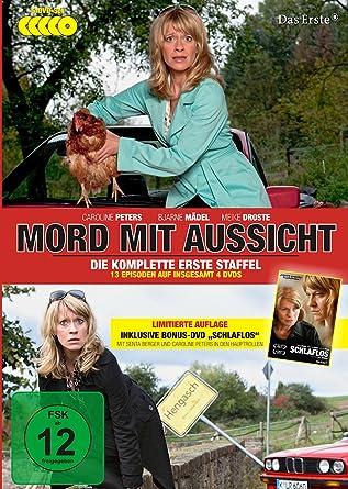 Mord Mit Aussicht Box 5 Dvds Amazonde Caroline Peters Meike
