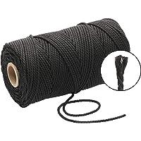 Lieblingsgarn: Cordón premium de macramé de 3 mm