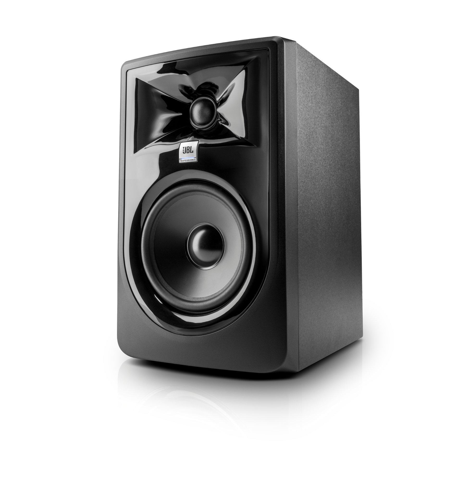 JBL Professional 305P MkII 5'' 2-Way Powered Studio Monitor (new model) - 305PMKII