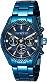 Giordano Analog Blue Dial Men's Watch - 1723-88