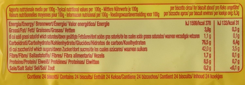 Probios Break&Bio Galletas con Espelta - 12 paquetes: Amazon.es: Alimentación y bebidas
