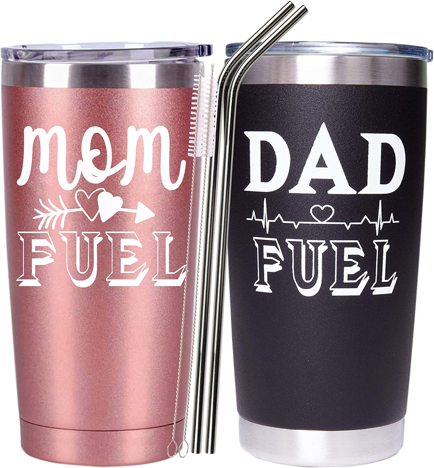Gift for Dad and Mom, Funny Gifts for Mom and Dad, Mom and Dad Gifts, Mom and Dad Gits for New Parents, Mom and Dad Tumbler Set, Mom and Dad Mugs, Funny Tumbler for Mom and Dad, Mom Dad Gifts Set