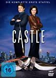 Castle - Staffel 1 [3 DVDs] Castle - Staffel 1 [3 DVDs] [Import allemand]