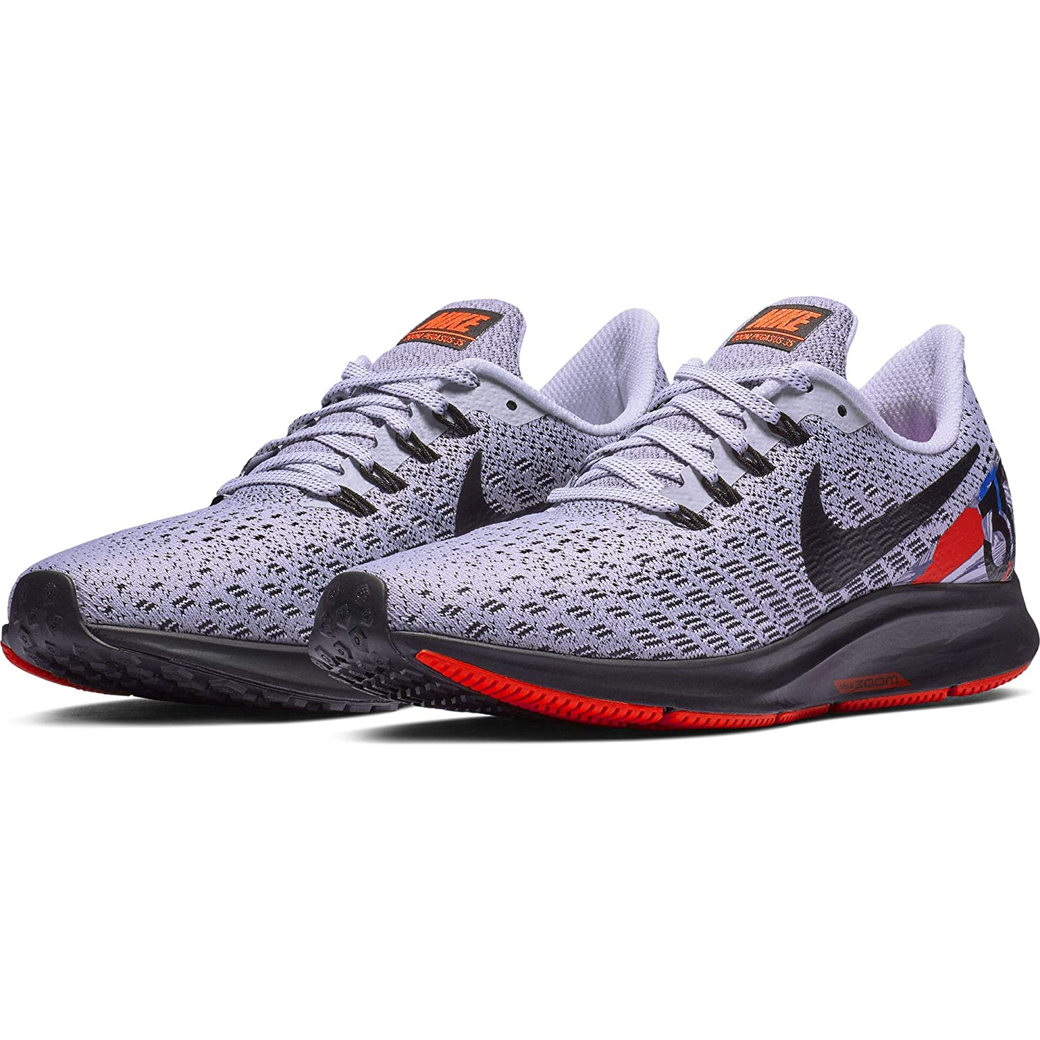 best service 5835f 35ce3 Amazon.com | Nike Women's Air Zoom Pegasus 35 Floral Running ...